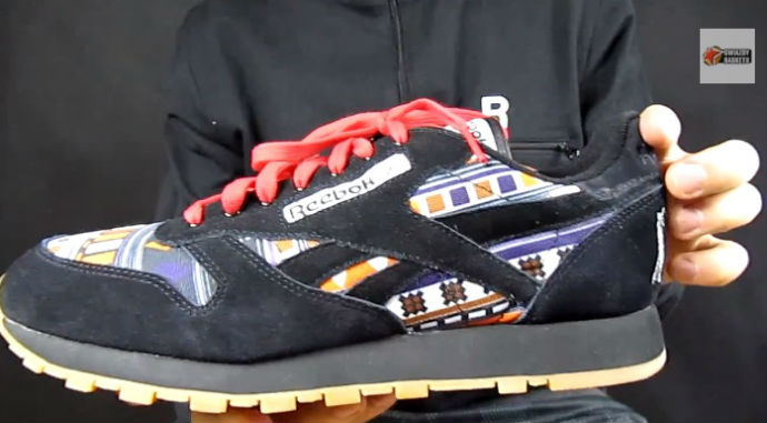 Fisz x Reebok Classic Leather | Reebok i Model