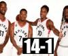 Toronto Raptors: najlepszy sezon w historii klubu