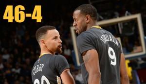 46-4: Thunder robili co mogli, Warriors wciąż poza zasięgiem