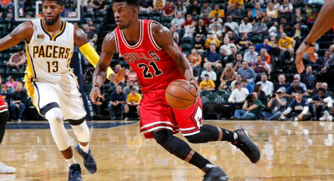 Jimmy Butler Chicago Bulls