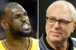 Phil Jackson LeBron James