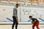 dzieciaki NBA