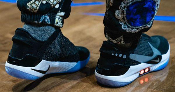 Nike Adapt BB: buty do koszykówki za 1500 złotych Gwiazdy