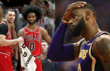 Negatywna prognoza epidemiologów, NBA w tarapatach, Bulls szukają nowych twarzy
