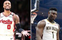 Damian Lillard się rozsierdził, dział marketingu NBA chce Ziona Williamsona w playoffs!