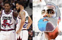 NBA: James Harden zszedł z wagi 20 funtów, Raptors chcą bronić tytuł!