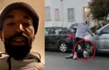 NBA: JR Smith tłucze białego wandala, właściciel sklepu skatowany na śmierć