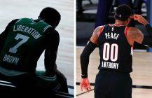 Celtics demolują obrońców tytułu, Barkley widzi Portland w Finałach NBA!