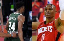 NBA: Giannis Antetokounmpo zawieszony, Russell Westbrook kontuzjowany!