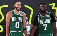Boston Celtics nie klęka pod presją, it's all about 18!