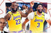 Los Angeles Lakers jedno zwycięstwo od Finałów NBA