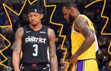 NBA powróci na Boże Narodzenie! Bradley Beal w Lakers: tak i nie