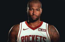 DeMarcus Cousins nowym zawodnikiem Houston Rockets!