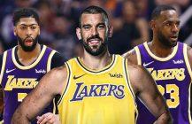 Marc Gasol nowym zawodnikiem Los Angeles Lakers