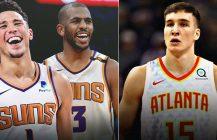 Bogdan Bogdanovic nowym graczem Hawks, dlaczego zachwycam się Phoenix Suns