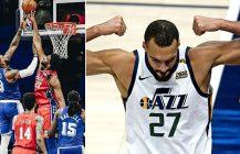 Tobias Harris ucisza LeBrona i spółkę, perfekcyjna seria Utah Jazz!