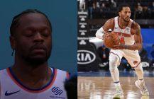 Dwanaście meczów zawieszenia gwiazdki T-Wolves, 140 punktów New York Knicks!