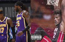 Miami Heat wracają do gry, Lakers miażdżą obroną!