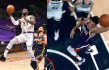 Lakers skaczą po głowach, Słońca stoją w zenicie, Clippers krztuszą się śliną