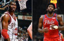 Olajuwon vs Embiid: kto wygrywa, o ewolucji koszykówki NBA