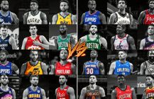 LeBron znów wygrał All-Star Game draft, cały czas Dame Time