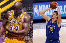 Shaq vs Joker: kto wygrywa? O ewolucji koszykówki NBA