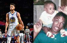 Stephen Curry nowym królem strzelców NBA, syn Scottiego Pippena nie żyje