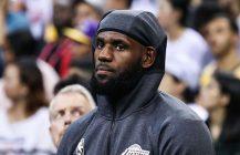 Dlaczego LeBron James zachował się jak idiota