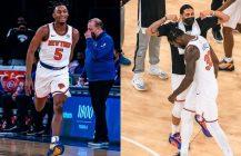 Ósma wygrana walecznych New York Knicks, Trae Young kontuzjowany!