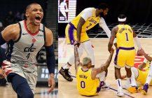 Russell Westbrook przechodzi do historii, mayday mayday LA Lakers!