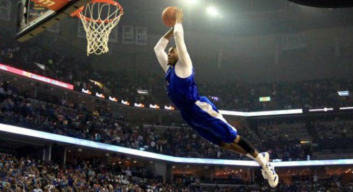 DJ Stephens najlepszy skoczek NBA