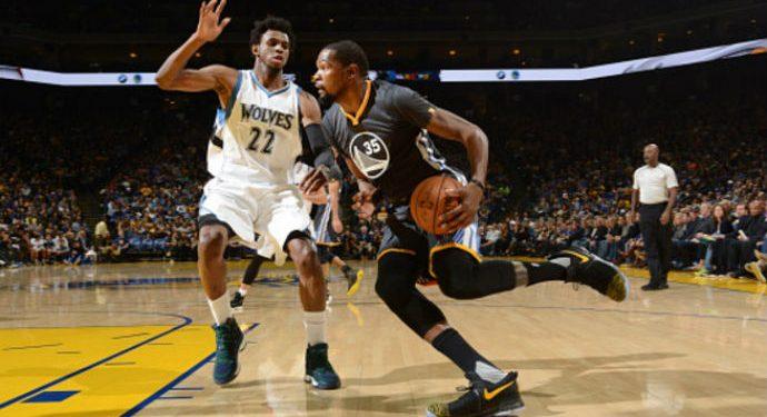 Kevin Durant defense