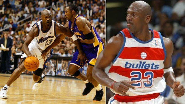 najniższa zniżka buty na tanie spotykać się Washington Wizards: ostatni powrót Michaela Jordana ...