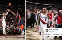 Damian Lillard nowym królem NBA, Westbrook bezczelnie posłany na ryby
