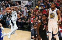 KD pokazuje środkowy palec hejterom, Popovich wyhodował kolejną gwiazdę NBA!