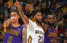 Co dalej kombinują LA Lakers, rekord świata w rzutach za trzy