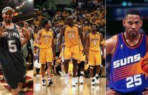 Robert Horry: niesubordynacje i szaleństwa siedmiokrotnego mistrza NBA