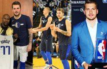 Cudowne dziecko koszykówki Luka Doncic ma plan podbicia świata