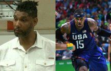 Tim Duncan oficjalnie wraca na ławkę Spurs, Carmelo Anthony został youtuberem!