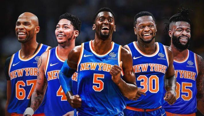 NBA官網30天30隊之紐約尼克:上賽季未能如願以償,球隊仍處於恢復期!