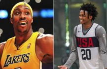 Lakers zainteresowani Dwightem Howardem, kolejna przegrana Team USA!