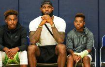 NBA: kim jest Czarny Ninja, co robi LeBron James o 5 rano