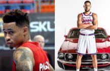 NBA: zwycięska kwarta polskich koszykarzy, Ben Simmons straszy rzutem!