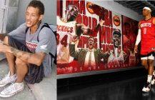 Były gracz NBA tańczy pod postem, nadchodzi czas Houston Rockets