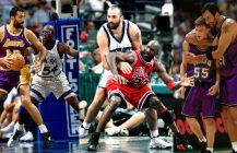 NBA old school: Vlade Divac a.k.a. The Vlad Father