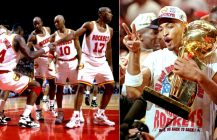 Houston Rockets 1994/1995: the heart of a champion
