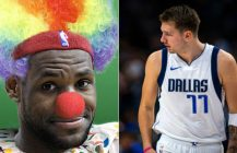 NBA: LeBron James traci szacunek w lidze, Luka i Kristaps dominują!