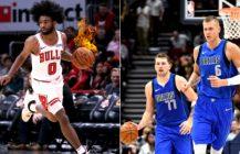 NBA: Luka Doncic ogrywa Kawhi Leonarda, nowy kozak Chicago Bulls