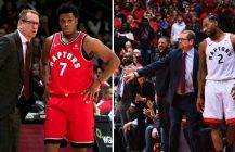 NBA: Nick Nurse, rookie z doświadczeniem