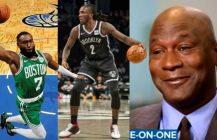 NBA: grube kontrakty przed startem sezonu, żartowniś Michael Jordan